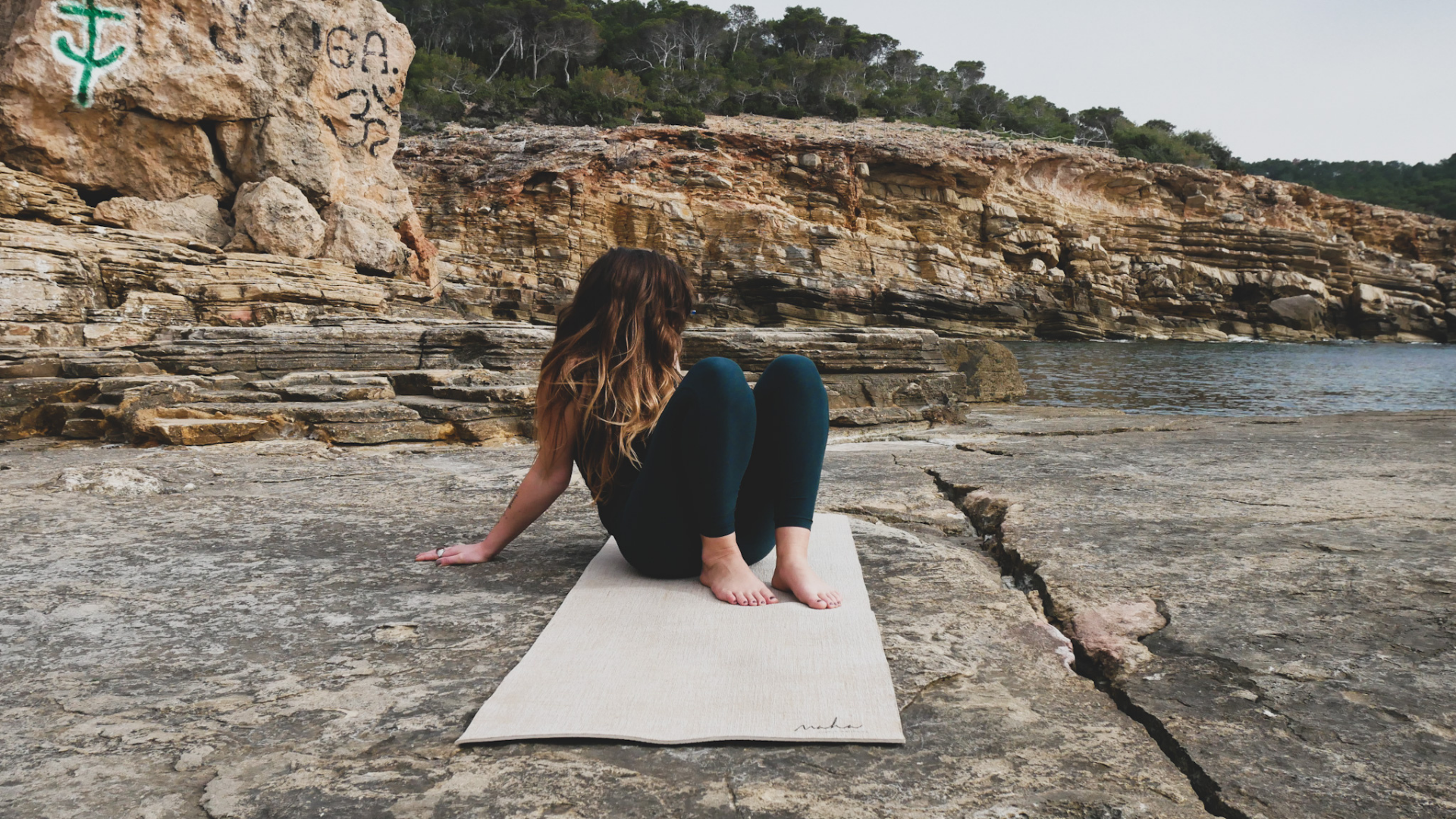 Yoga in Ibiza - one to one