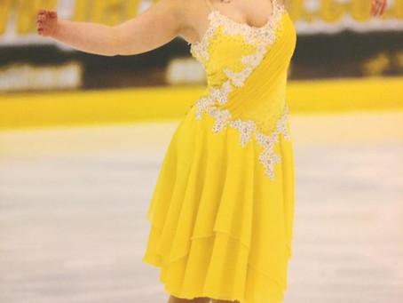 Lara Strikes Gold at The British Adult Championships