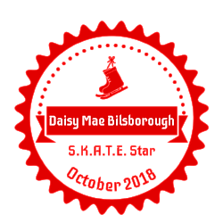 Daisy Badge