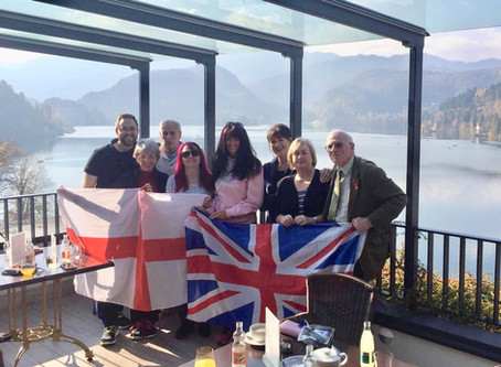 Team WISC Sailing to success in Lake Bled, Slovenia
