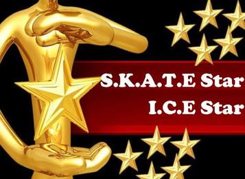S.K.A.T.E Star, I.C.E Star.