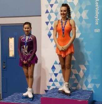 Saule takes Silver at Lee Valley