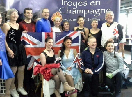 International Success for Widnes in France