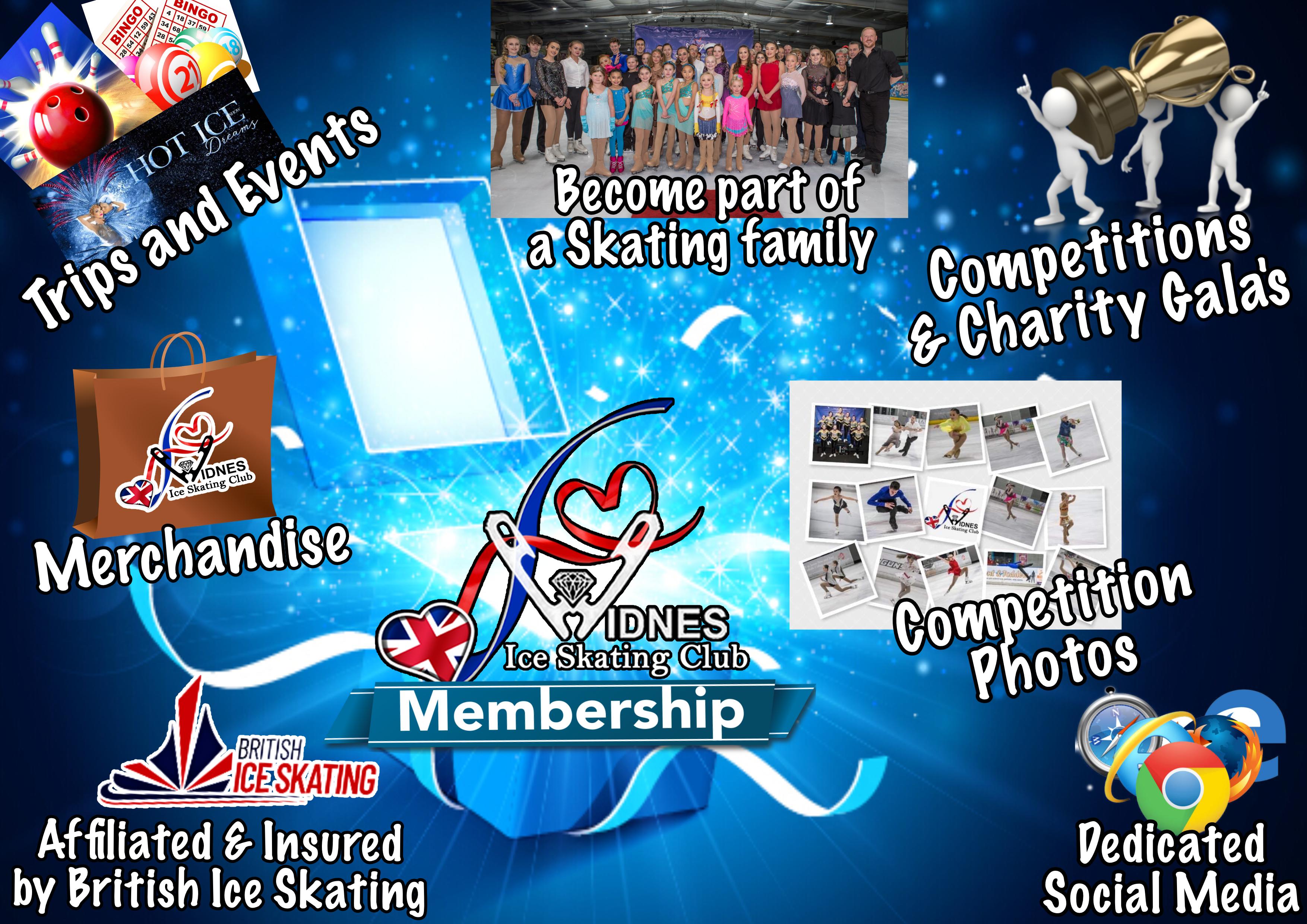 Membership poster 2020