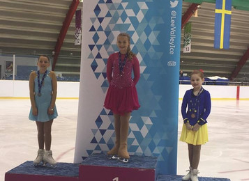 3rd Place for a young Paddington Bear