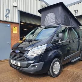 2015 Ford Transit Custom