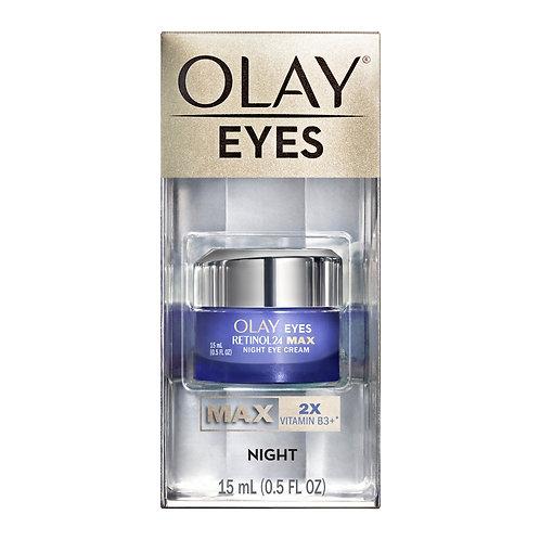 Olay Regenerist Retinol 24 Night Eye Cream, 0.5 Fl Oz