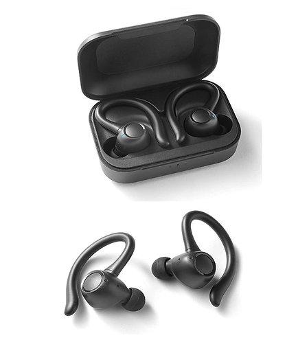 Blackweb True Wireless Bluetooth Earbuds Luxury Black