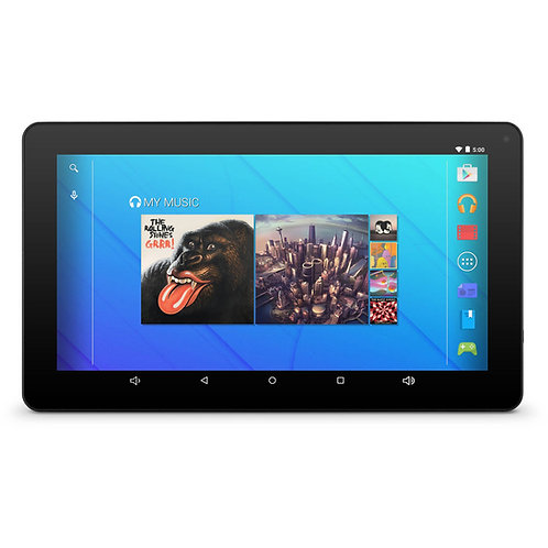 """Ematic 10"""" 16GB Quad-Core Tablet with Android 7.1"""