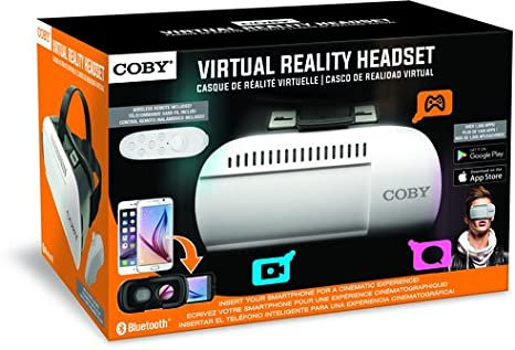 Coby Virtual Reality Goggles