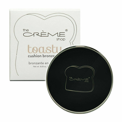 The Creme Shop Toasty Cushion Bronzer Shading Cream - #3 Deep - Full Size