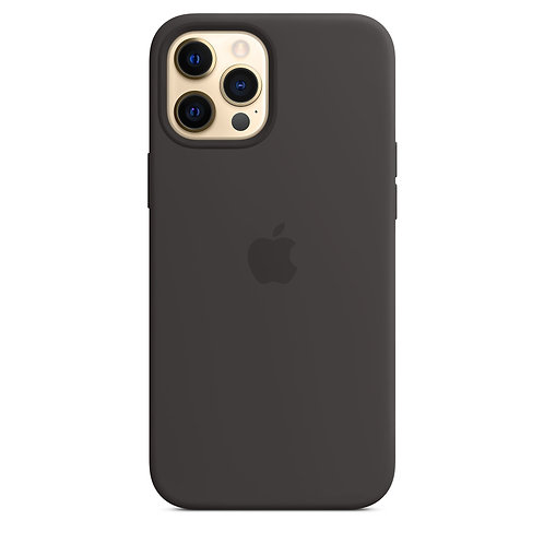 iPhone 12 /12Pro Genuine Silicone Case with MagSafe