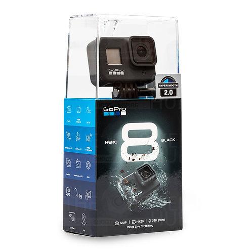 GoPro HERO8 Black 12 MP Waterproof 4K Hero 8 Camera