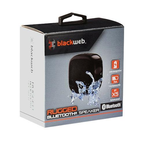 Blackweb Rugged Bluetooth Portable Speaker