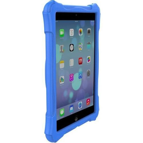 Cover MarBlue swurve Case with Stand for iPad Air - Blue Safe For Kid's
