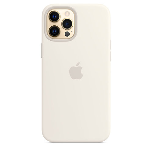 iPhone 12 Pro Max Genuine Silicone Case with MagSafe