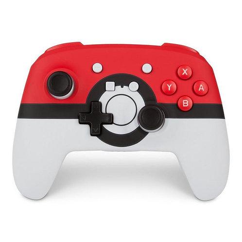 Nintendo Switch Pokemon Poke Ball Enhanced Wireless Controller