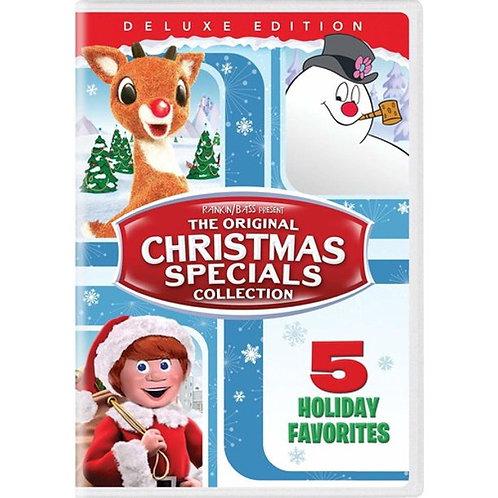 The Original Christmas Specials Collection (DVD)