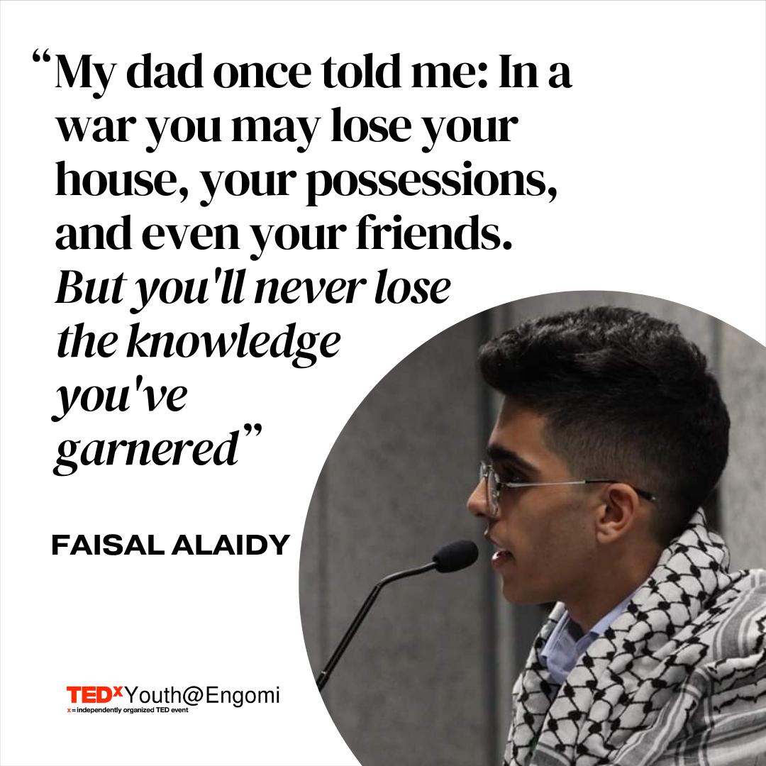 Faisal Quote
