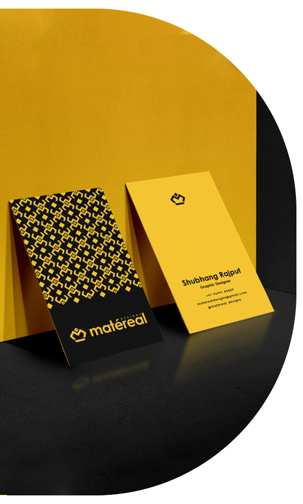 ICONIX GOLD Premium Business Card Design