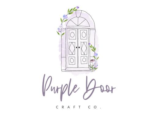 The Story Behind the Purple Door