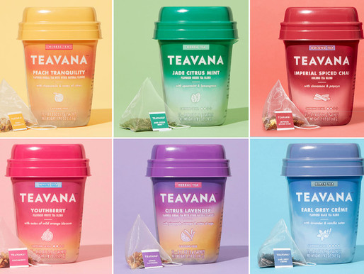 Teavana Container Upcycle