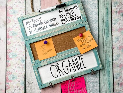 Getting My Life Organized