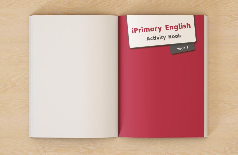 English activity books | zoukova design