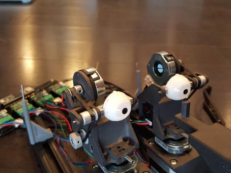 OcuTrack: A new type of eye model