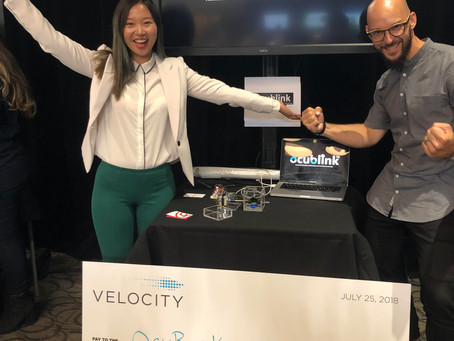 Winning Velocity 5K pitch