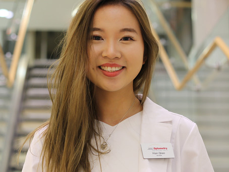 Co-founder Nominated as Student Doctor of the Month