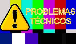 Problemas técnicos matriculación on-line