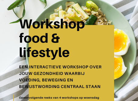 Workshop food & lifestyle