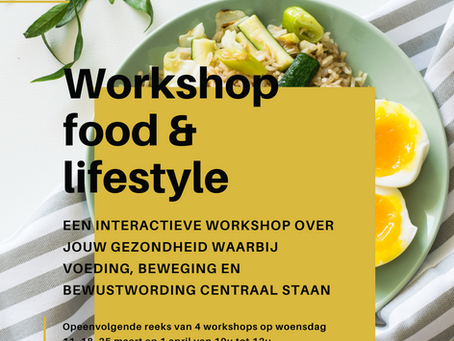 Workshop food & lifestyle