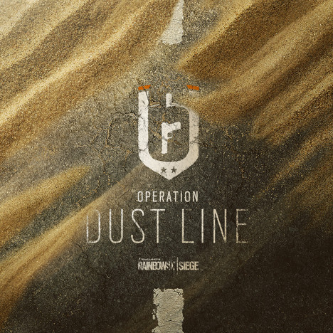 RAINBOW SIX DUST LINE