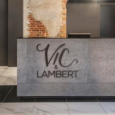 VIC & LAMBERT