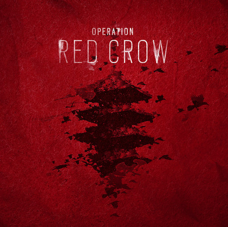 RAINBOW SIX RED CROW