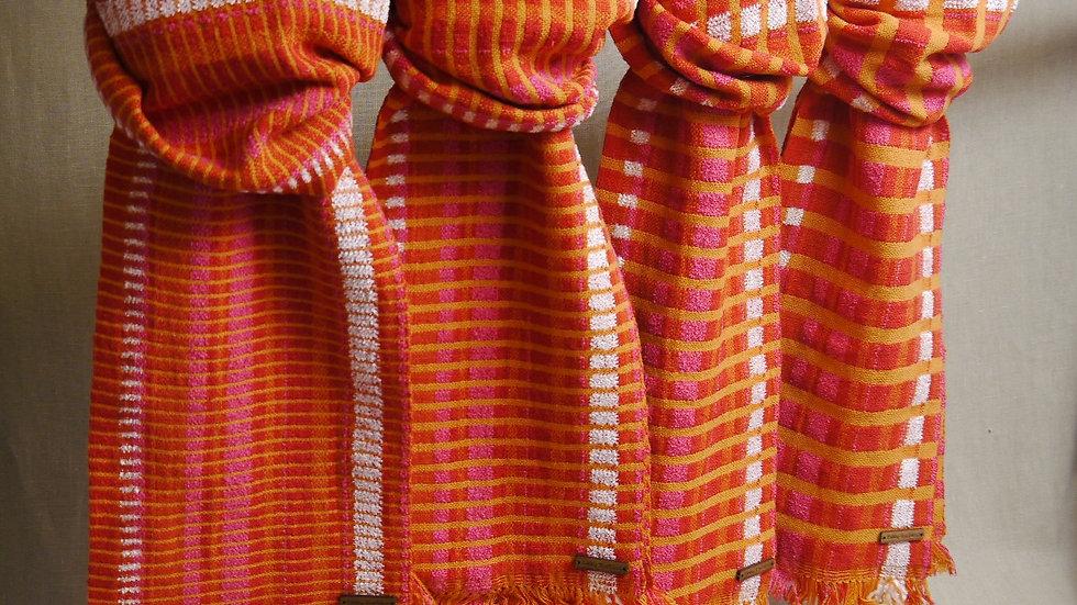 Road block scarf