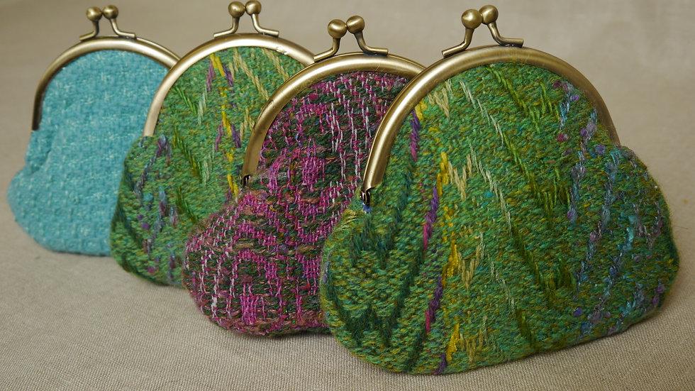 crescent purse