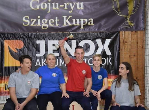 2019.11.16. - Goju-Ryu Sziget Kupa