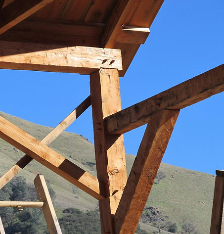 California, timber frame, timber framing, timber framers, Nevada, sierra, sustainable