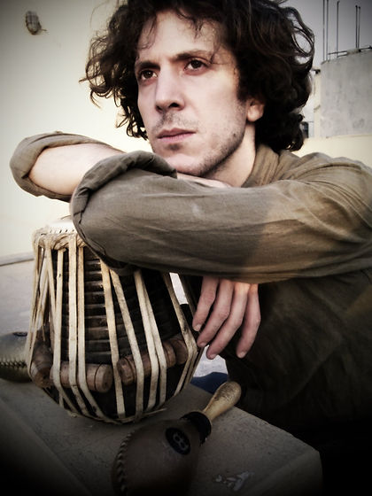 Emmanuel Simon - Freelance percussion artist - performer, composer, teacher