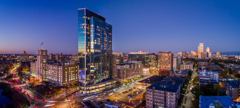 Pierce Boston Condominiums