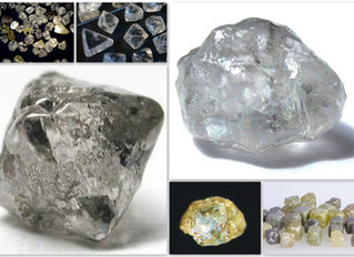 APRIL's BIRTHSTONE   Diamond