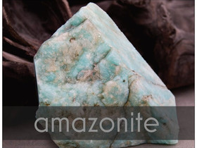 AMAZONITE | the Stone of Truth