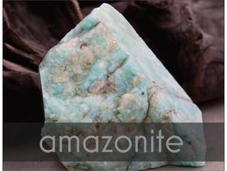 AMAZONITE | the Stone of Truth
