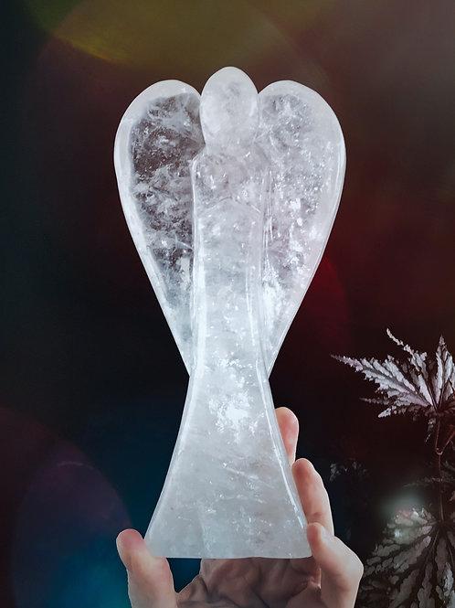 2.32lb quartz angel