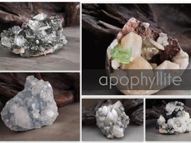APOPHYLLITE | stone of purity and spiritual presence