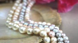 June Birthstone: Pearls