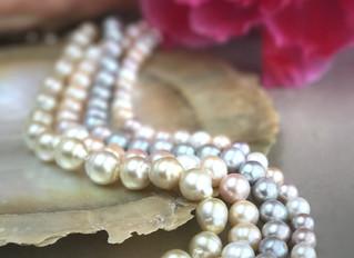 June Birthstone: Pearls